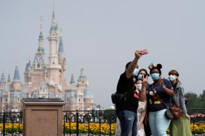 First Disneyland park reopens since COVID-19 pandemic outbreak