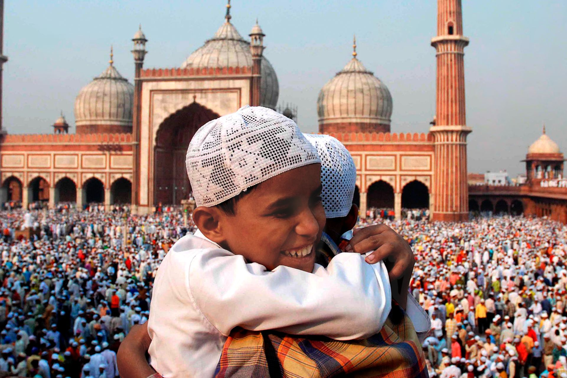 Celebrating Eid at home today? A new normal for the Muslim faith
