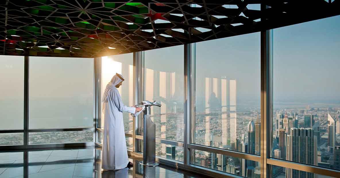 Dubai Reopens: At the Top Burj Khalifa Now Open