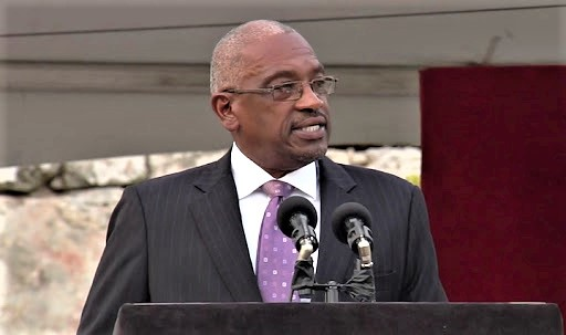 Bahamas National Address by the Most Hon. Dr. Hubert Minnis Prime Minister