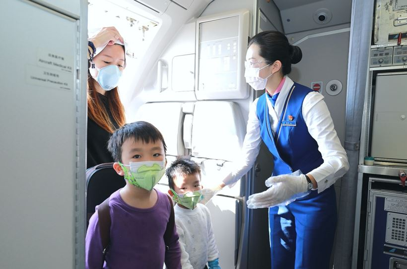 China Domestic Air Travel Surpasses 50% Pre-COVID-19