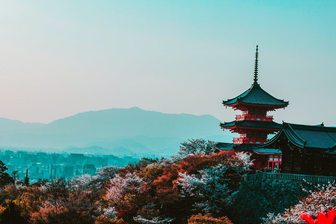 Top 5 Reasons to Visit Japan