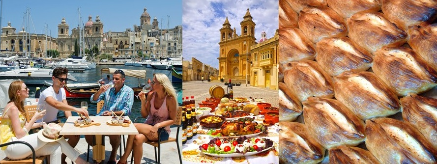 Dream Maltese Cuisine Now, Feast Later