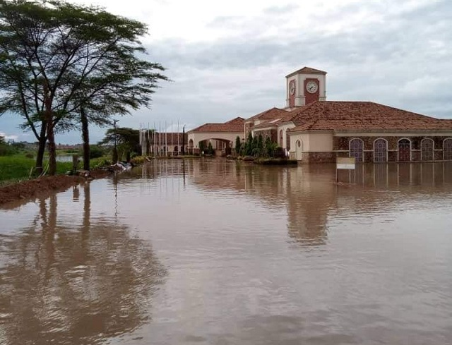 Lake Victoria water level smashes 1964 record