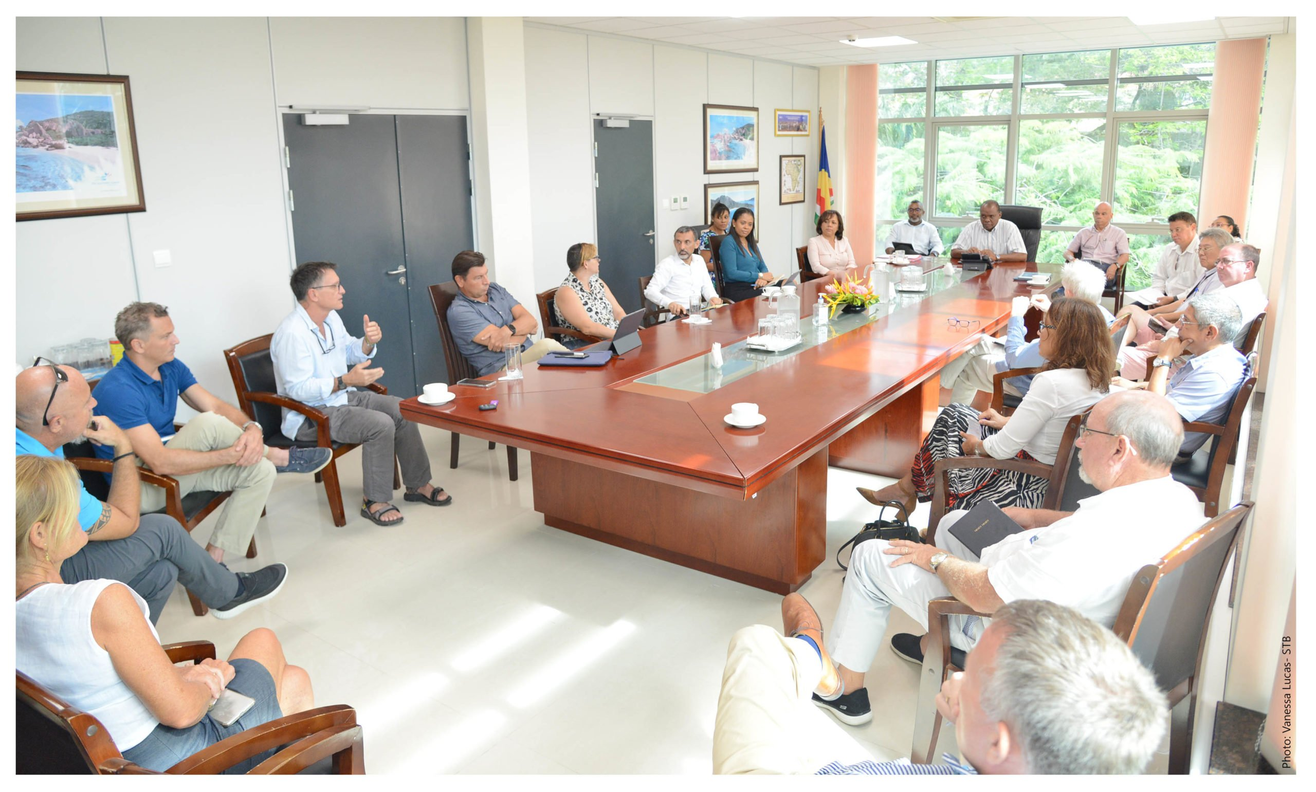 Seychelles Tourism Players Meet to Discuss Industry Recovery Strategies