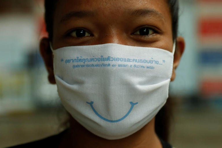 Thailand to Welcome Visitors with an Amazing smile behind a face-mask in July