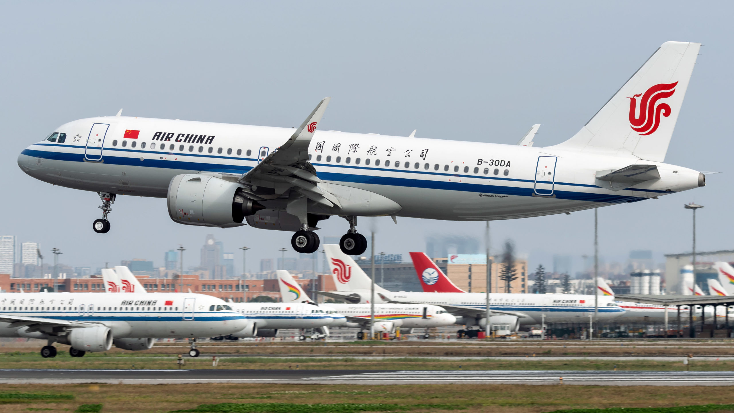 China's aviation authority: Chinese airline industry on the mend