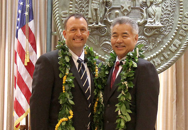 Hawaii Governor announces re-opening of inter-island air travel