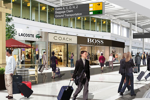 Airport retailing market projected to grow amid COVID-19 crisis