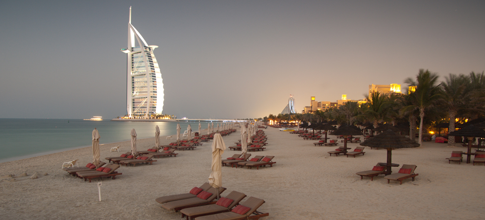 Middle East's ghastly April hotel numbers could be the bottom