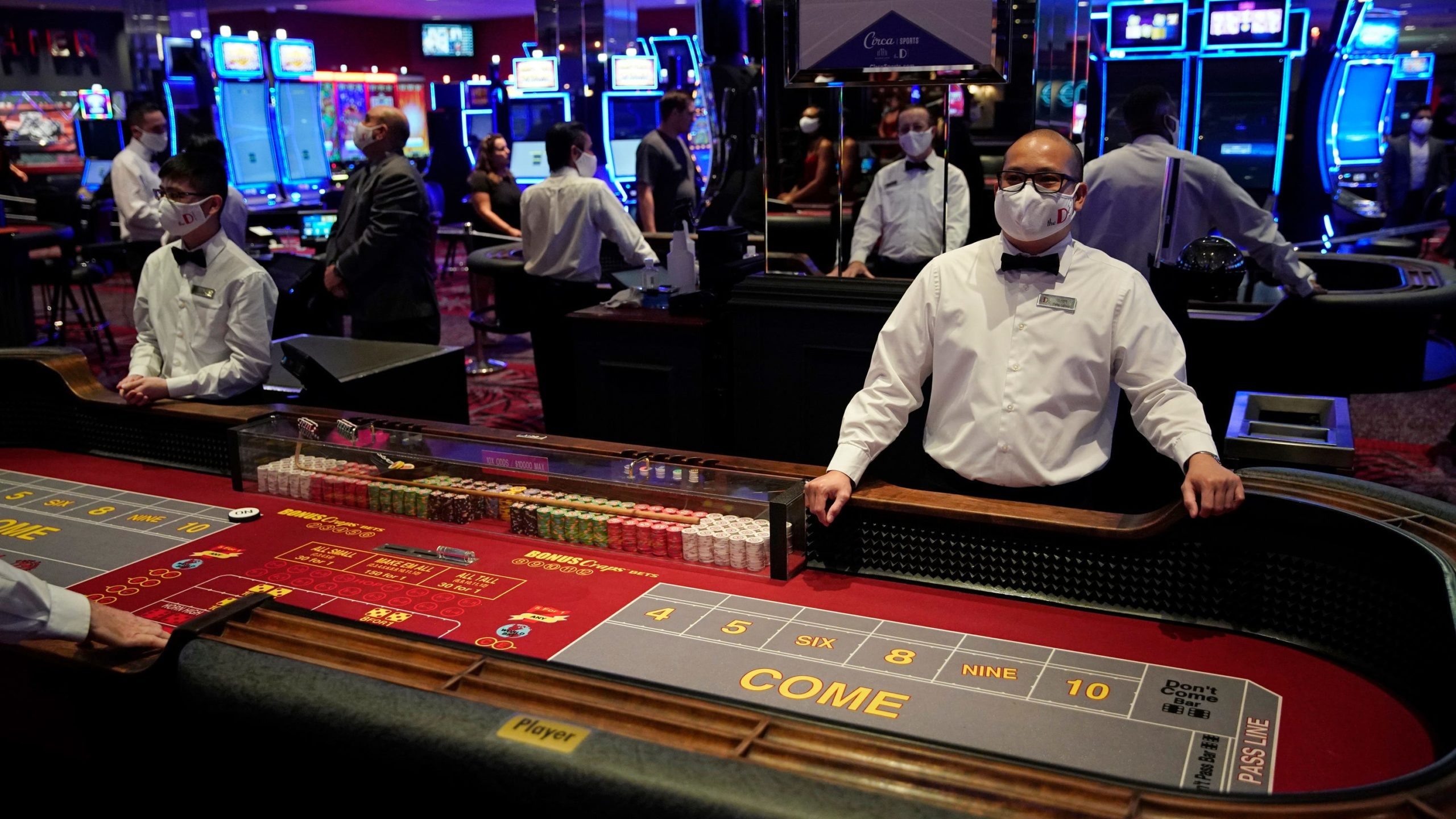 MGM Resorts International announces nationwide mask policy