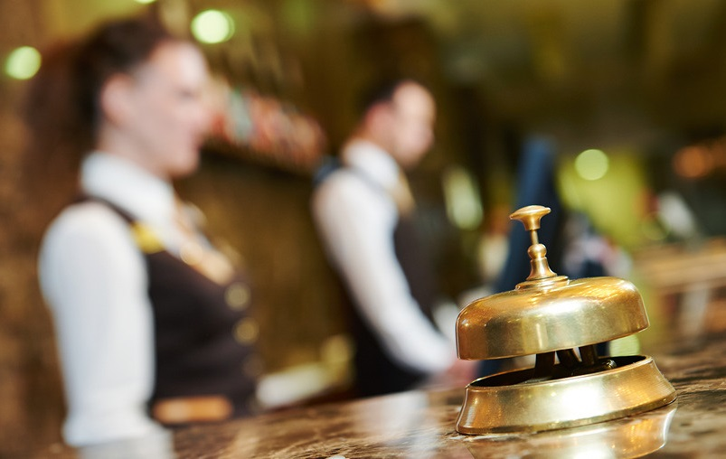 After bottoming out, global hotel industry claws back