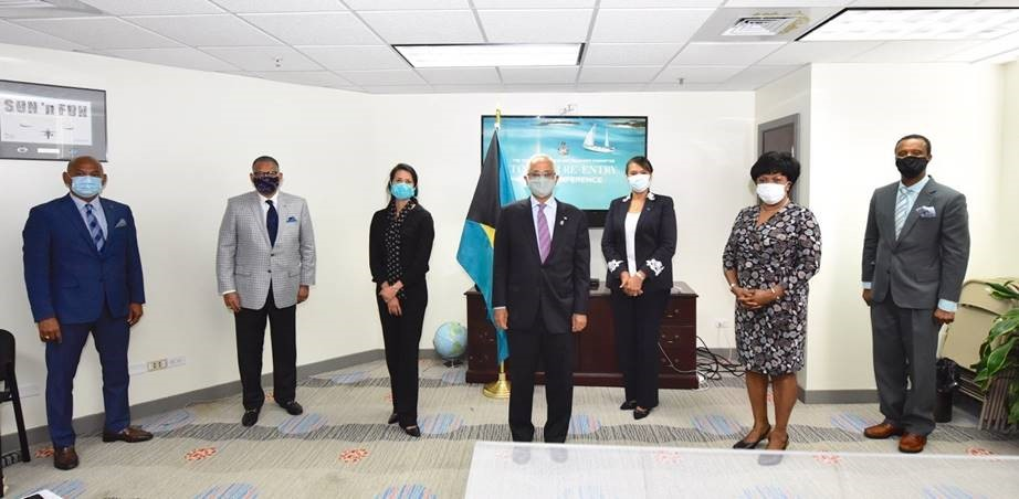 Bahamas re-opens for international tourism on July 1