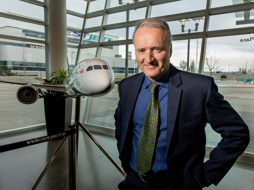 WestJet announces more layoffs, organizational changes