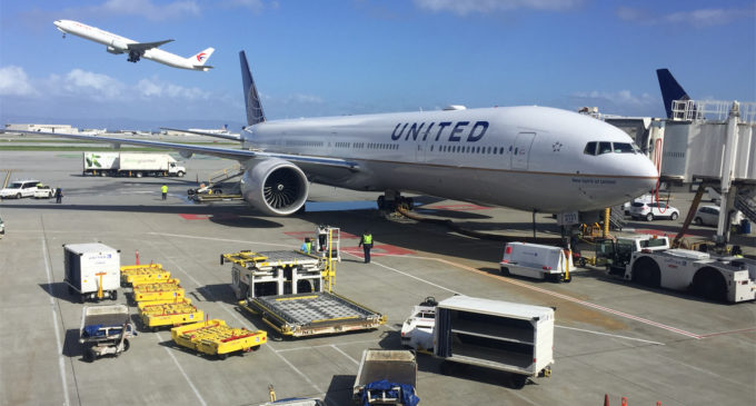 United Airlines resumes Shanghai flights from San Francisco