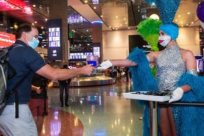 No mask, no dice: Mandatory masks on for Las Vegas