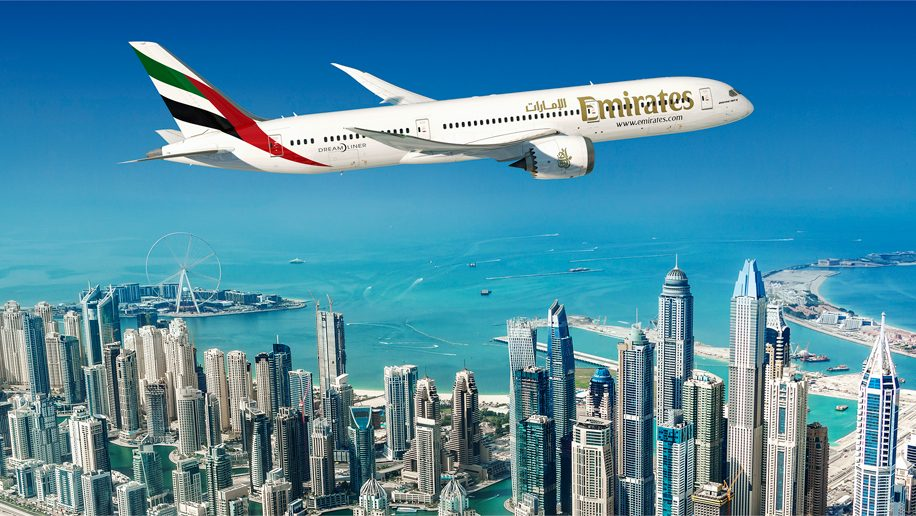 Emirates adds Cairo, Tunis, Glasgow & Malé to its network