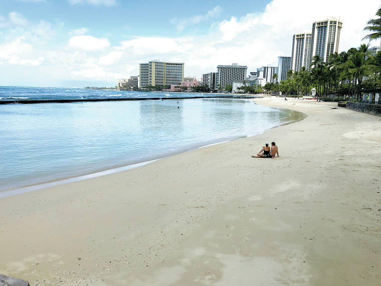 Hawaii Tourism: Visitor arrivals down 98.9 percent in May