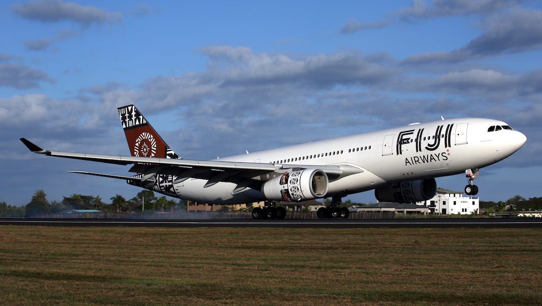 Fiji Airways preparing for flights resumption