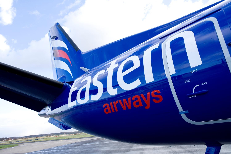 Eastern Airways resumes flights from Belfast City Airport