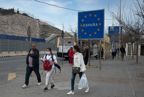 Spain second lockdown imminent? Second evacuation of visitors?
