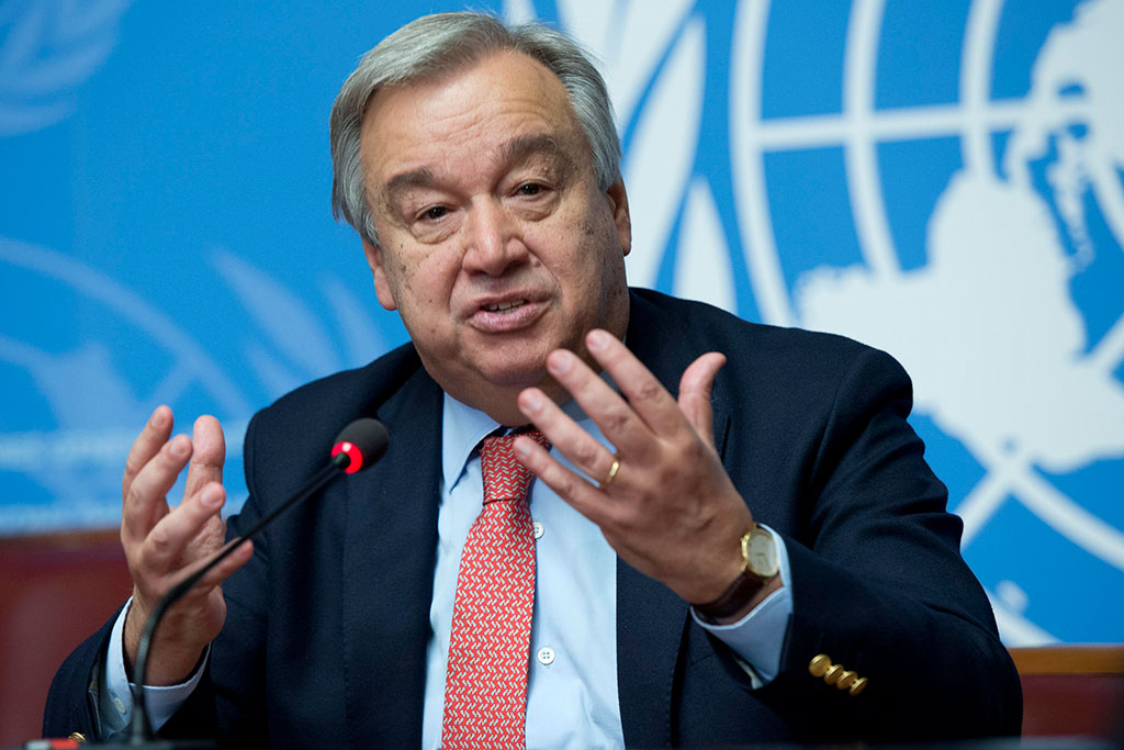 UN chief: Tourism can be a platform for overcoming the pandemic