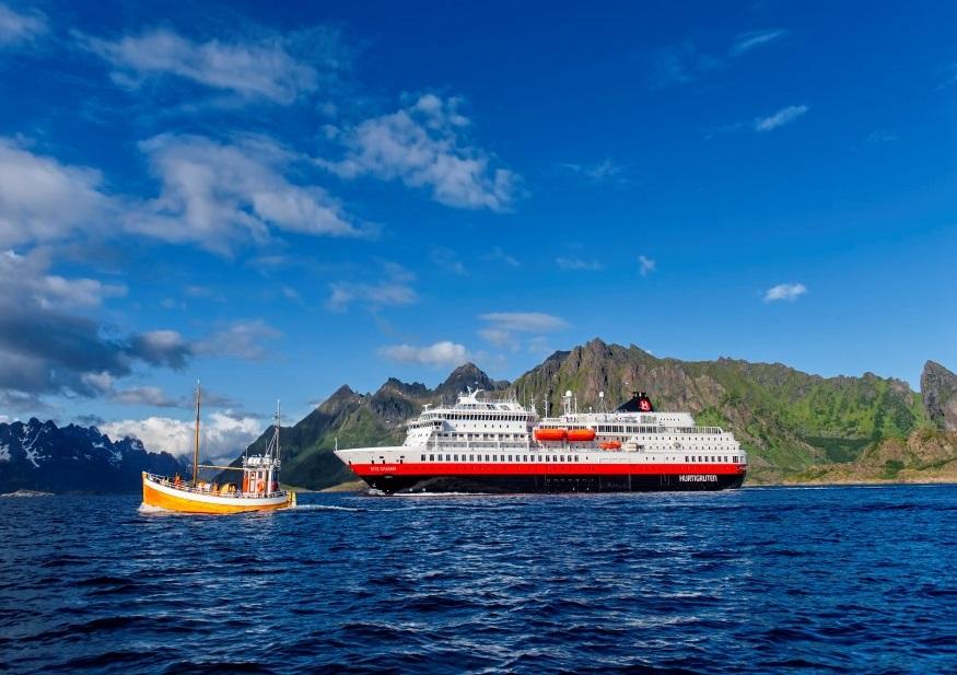 Hurtigruten launches new Dover and Hamburg expedition cruises
