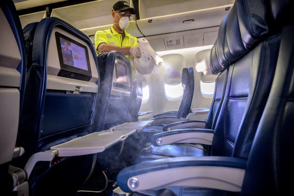 Delta Air Lines launches Global Cleanliness Division