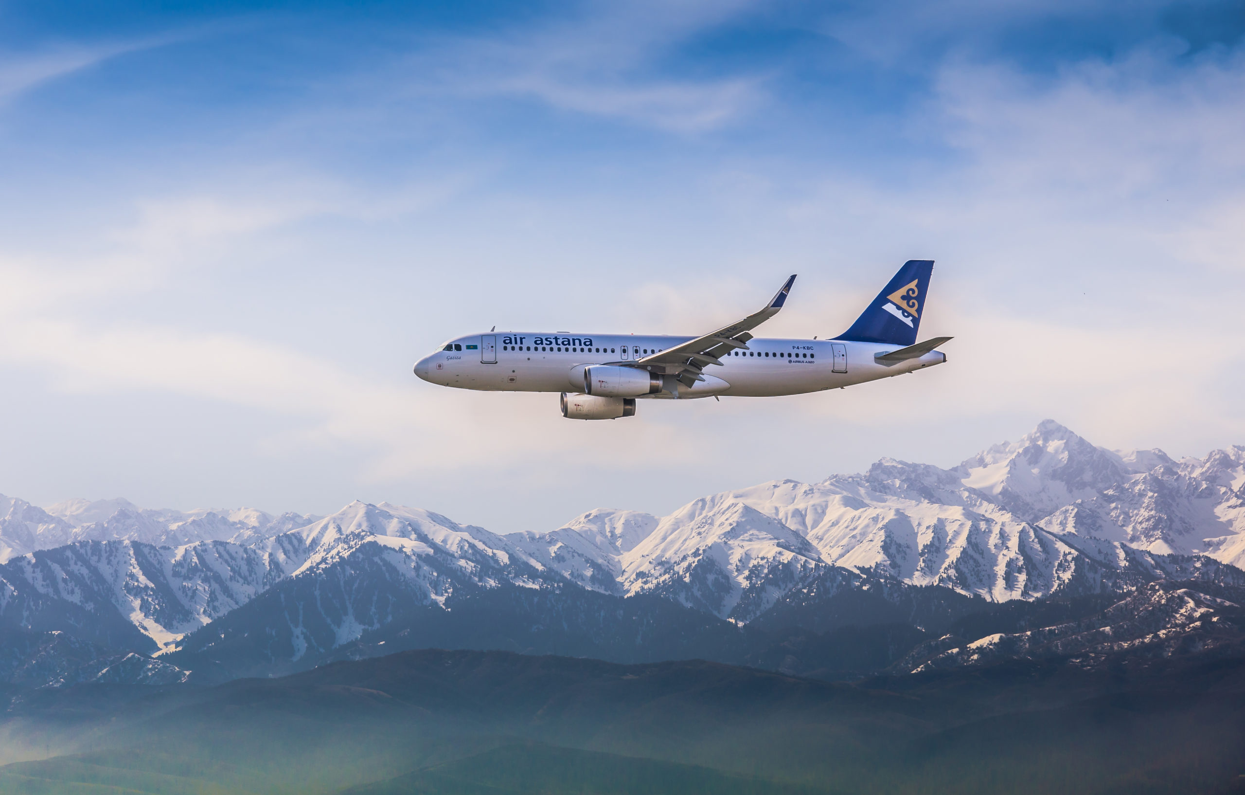 Air Astana resumes international flights