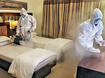 Hotels and Airlines Claim Deep Cleaning: What Does It Mean?