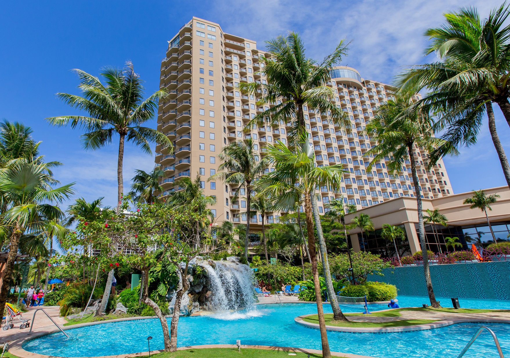 Dusit adds beach hotel and shopping Center in Guam