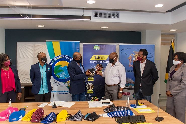 Jamaica Tourism Ministry Provides 10,000 Masks For Frontline Industry Workers