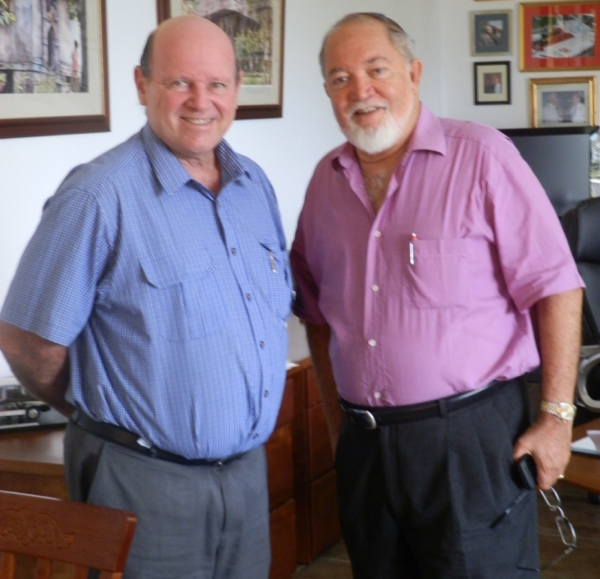 A future for Seychelles with President Alain St.Ange