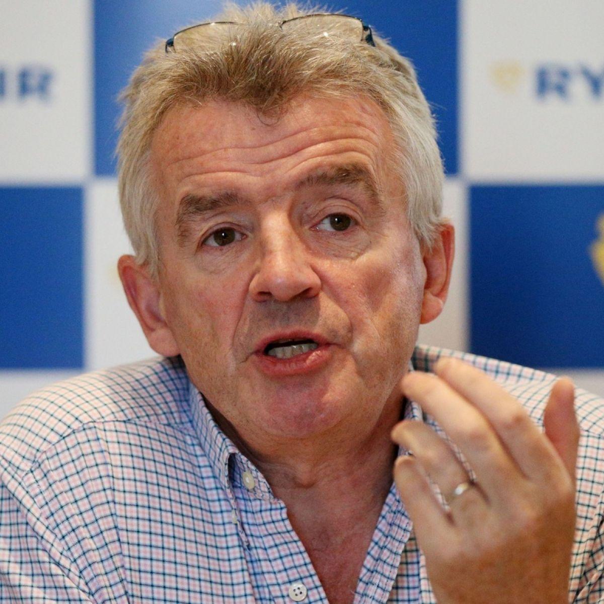 Ryanair CEO Contests Alitalia 3 Billion Euro Funding