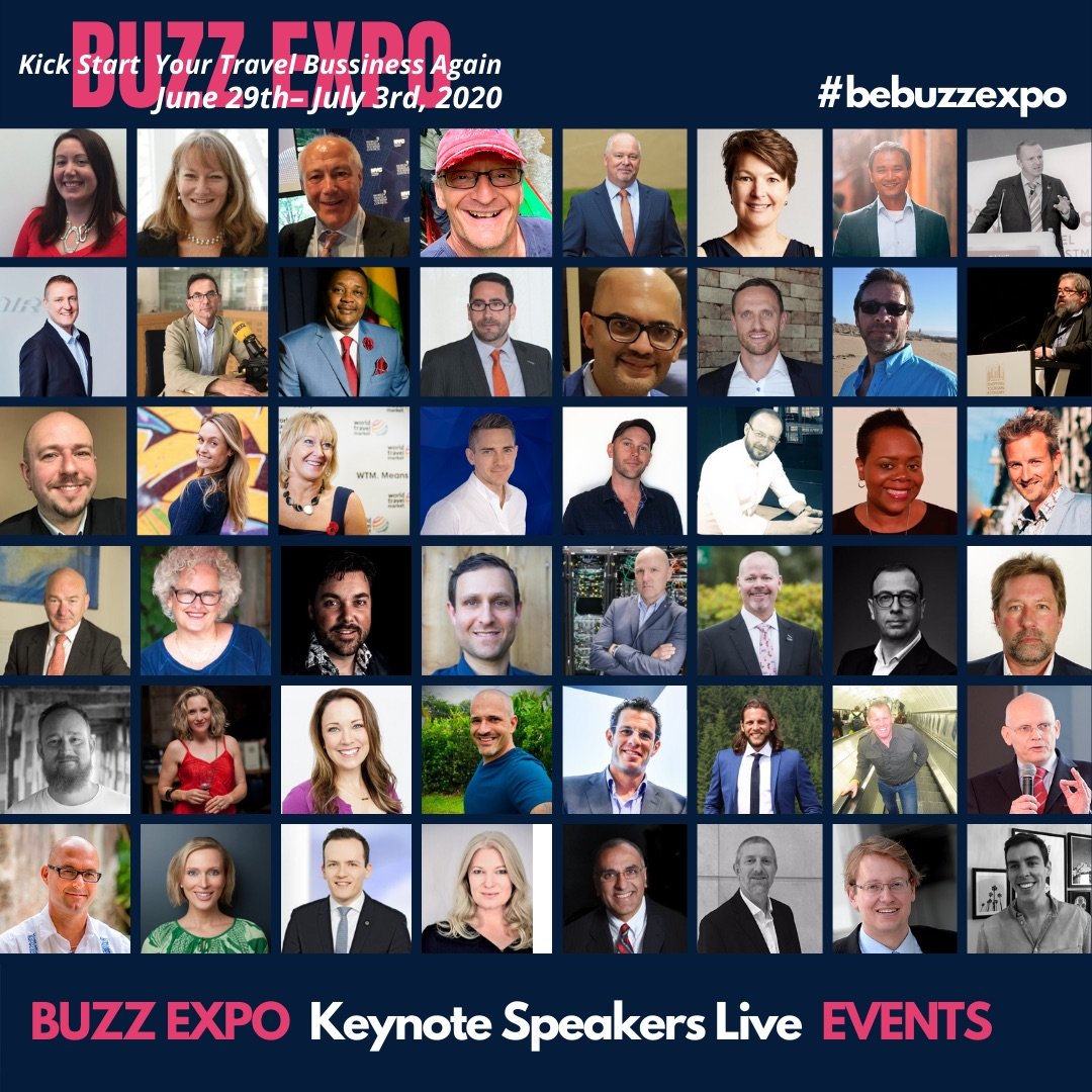 First Buzz Digital Travel Expo raises the curtain