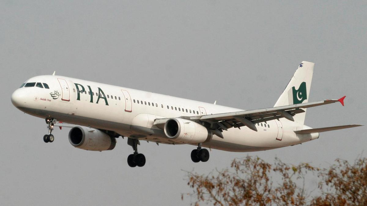 Pakistan International Airlines banned from EU airspace