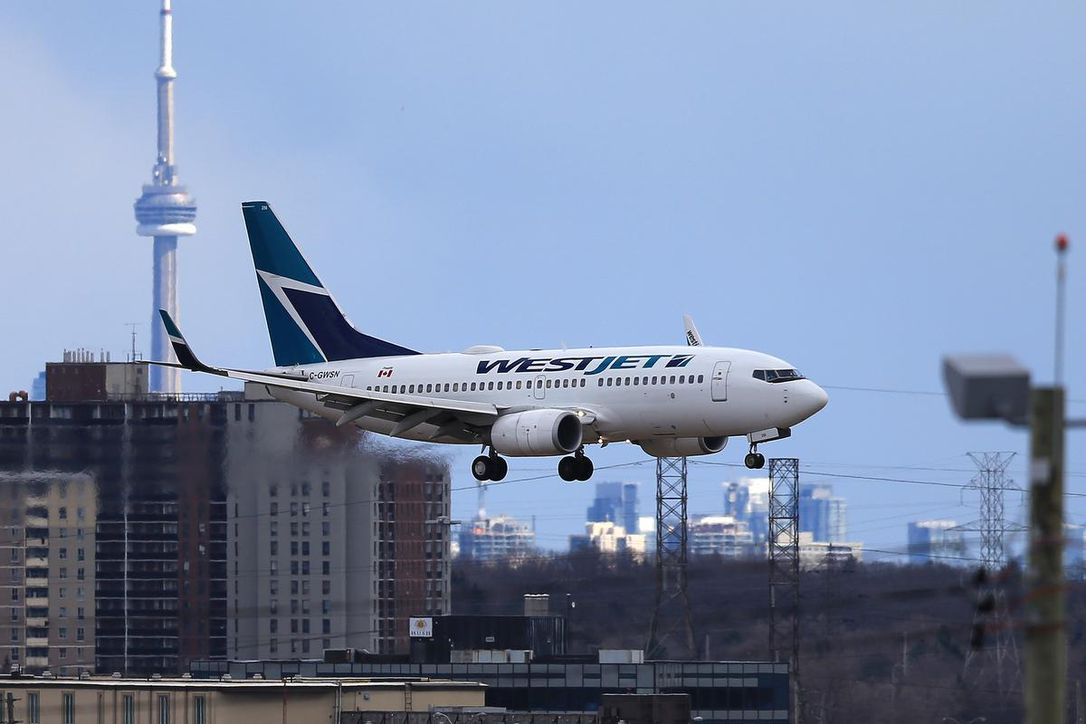 Canada's WestJet expands August schedule, updates July flying