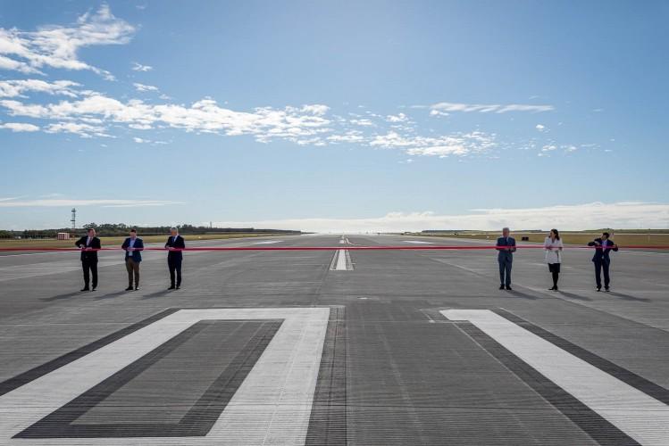 Brisbane Airport inaugurates second runway