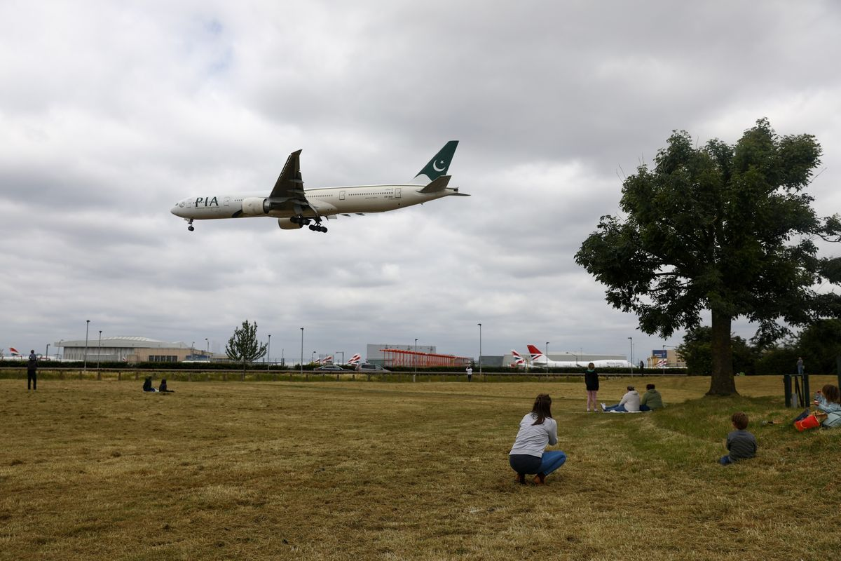 FAA lowers international aviation safety rating for Pakistan