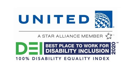 United Airlines named top company for disability inclusion