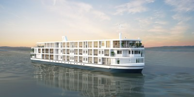 Viking announced new cruise ship for the Mekong River