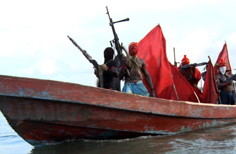 Pirates attack tanker in Gulf of Guinea, kidnap 13 sailors