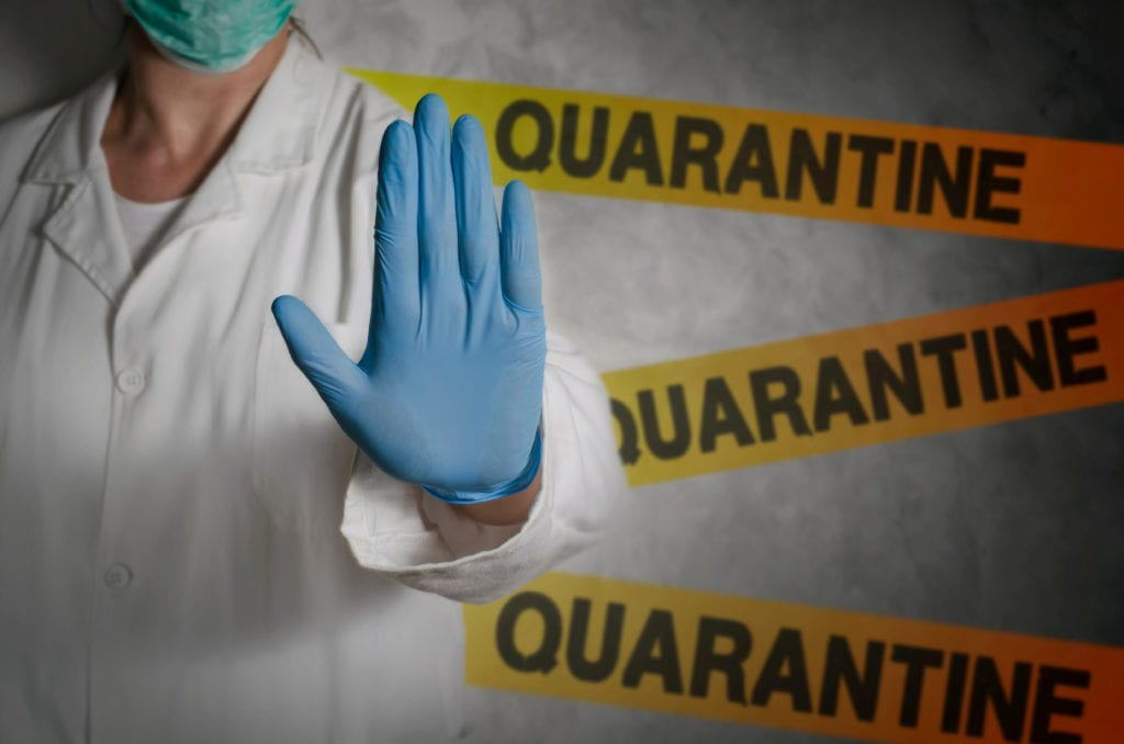 Differences in global definitions of quarantine and self-isolation confuse travelers