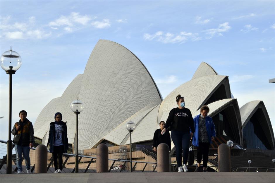 Australian cities' tourism sector is in turmoil
