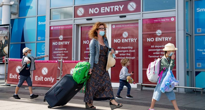 UK's latest announcement a huge blow to Europe's tourism recovery