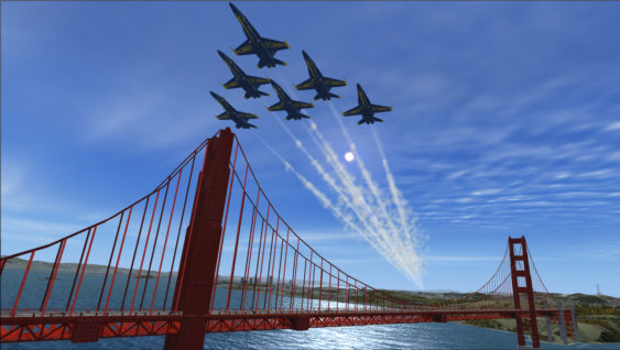 2020 San Francisco Fleet Week Air Show postponed till 2021