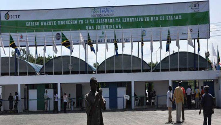 International Trade Fair opens in Dar es Salaam