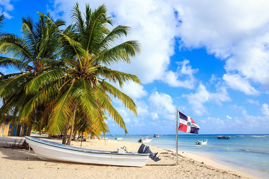 Dominican Republic opened its borders for international tourists
