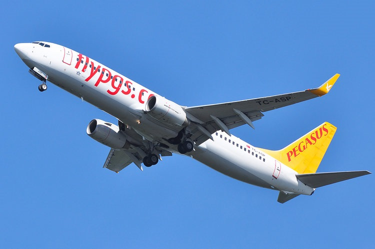Pegasus Airlines resuming flights to Tel Aviv