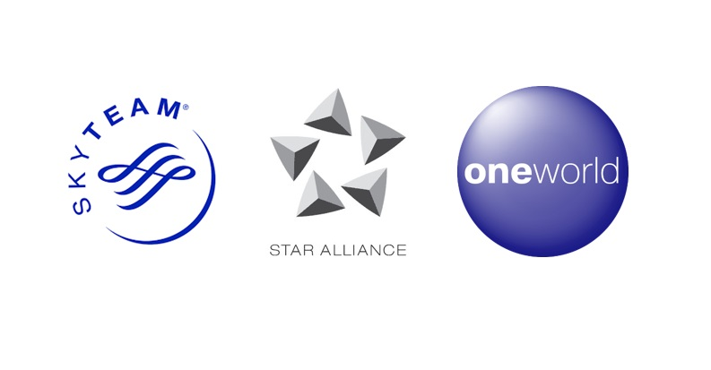 Star Alliance, SkyTeam and oneworld come together